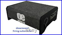 10 Inch 25cm 1300W Active Car Subwoofer Bass Boom Box Nice Slim compact design