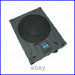 10 Inches 1200 Watts Car Audio Under Seat Subwoofer Powerful Loud Speaker