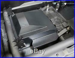 10 Shallow Under Seat Kicker Subwoofer for Can-Am MAVERICK X3/X3 Max+Enclosure