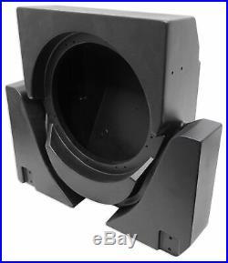 10 Under Seat Kicker Subwoofer for Can-Am MAVERICK X3/X3 Max+Amp+Enclosure