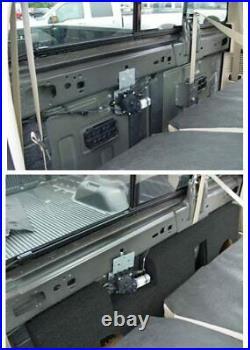2001-2014 Ford F250 Super Crew Truck Dual 12 Stereo Subwoofer Enclosure Sub Box