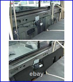 2004-2013 Ford F450 Super Duty Crew Cab Truck Dual 12 Bass Subwoofer Sub Box