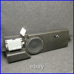 2004 F150 Speaker Subwoofer Box Enclosure withRadio Amplifier 4L3T-18C804-BB 58475