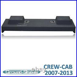 2008 2009 Chevy Silverado Crew Cab 12 Dual Ported Sub Box Sub Woofer Enclosure