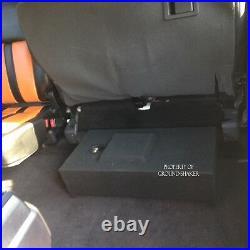 2009-2019 Ford F150 Crew Cab 10 Single Sub Box Subwoofer Enclosure Speaker Box