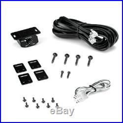 200W Under Seat Subwoofer Flat Car Hifi Active Bass Box Speaker Vehicle VRAD10