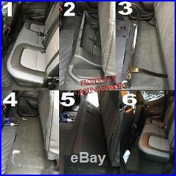 2015-2019 Chevy Colorado Crew Cab 8 Single Ported / Vented Subwoofer Enclosure