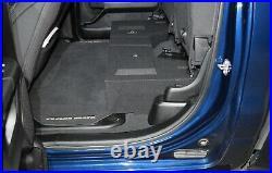 2019-2020 Dodge Ram Crew Cab Truck Sub Box 10 Dual Ported Subwoofer Enclosure
