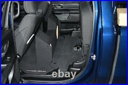 2019-2021 Dodge Ram 1500 2500 3500 Crew Cab Sub Box 12 Dual Subwoofer Enclosure