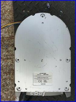 ALPINE Subwoofer Alpine SWD- 1600 Underseat Active Amplified Sub