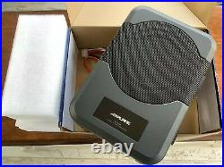 Alpine Pwe-s8 Underseat Subwoofer Mint Condition, Only 2 Months Old