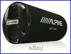 Alpine SWT-12S4 12 Subwoofer Sub Car Bass Tube Box 1000w peak