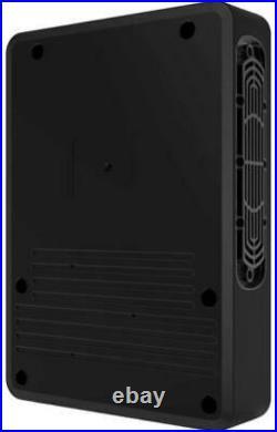 Audio System US08 ACTIVE 24V UNDERSEAT WOOFER Underseat Subwoofer 24 Volt LKW