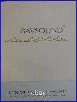 Bavsound Ghost Underseat Subwoofer BMW F30