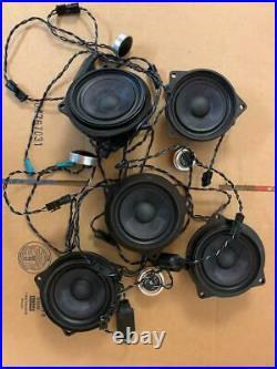 Bavsound Plug & Play Speaker kit for BMW 6 Series Convertible (2009-2012)