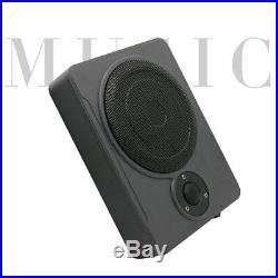 Bluetooth Car Subwoofer Backseat Under Seat Sub 600W Sound System Speaker