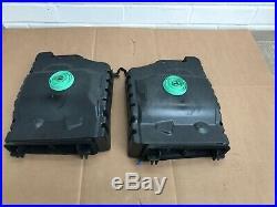 Bmw 4 Series F32 F33 F36 Set Harman Kardon Subwoofers Under Seat 9210151 9210152