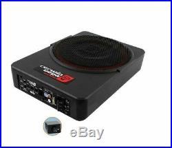 Cerwin-Vega VPAS10 550W RMS 10 Slim Under Seat 2-ohm Subwoofer Amplifier