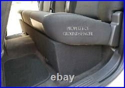 Chevy Silverado Double Cab 2007-2018 8 Dual Sub Box Subwoofer Enclosure