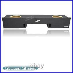 Chevy Silverado Extended Cab 99-2006 10 Dual Ported Sub Box Subwoofer Enclosure