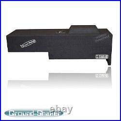 Chevy Silverado Extended /Double Cab 12 Single Sub Box Subwoofer Enclosure