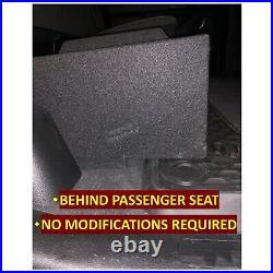 Dodge Ram Crew Cab 1500 2500 3500 2019-2021 12 Sub box Subwoofer Enclosure