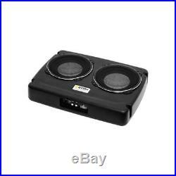 ETON USB 6.2 Untersitzbass Untersitz-Aktivsubwoofer Subwoofer underseat car bass