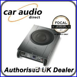 Focal IBus20 8 20cm 150W Under Seat Active Powered Subwoofer Active Bass Tube
