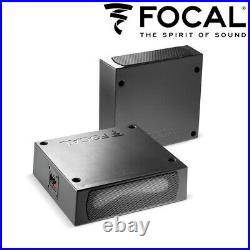 Focal ISUB TWIN Ultra Compact Passive Twin Subwoofers Power 2 × 200 W