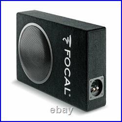 Focal PSB200 8 250 Watts Passive Car Van Boot Trunk Subwoofer Enclosure Box