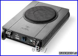 Focal iBUS20 8 Amplified Subwoofer Slim Fit Underseat Compact Flat Car