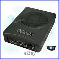 HIFONICS TR202A 20cm/200mm Car Activ Underseat Boombox/Subwoofer 200 Watt MA