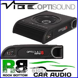 IVECO Daily Van Vibe 900 Watts Underseat Subwoofer & 960 Watts 6X9 & MDF Boxes