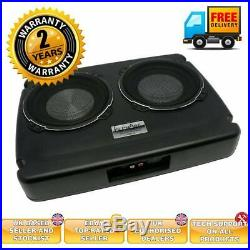 In Phase USW12 under seat subwoofer built in amplifier 600watts