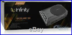 Infinity BassLink SM 8 Compact Powered Under-Seat Subwoofer Enclosure(Open Box)