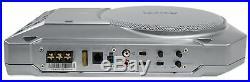 Infinity Kappa BASSLINK SM 8 125w RMS Powered Underseat Car/Truck Subwoofer+Kit