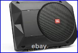 JBL BassPro SL2 8 Low-Profile Underseat Vehicle Subwoofer System-SPEAKER ONLY