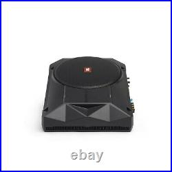 JBL BassPro SL2 Compact Powered 8 Under Seat Subwoofer Enclosure 25W RMS