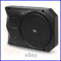 JBL BassPro-SL 20cm Car Activ Underseat Boombox/Subwoofer 250 Watt MAX
