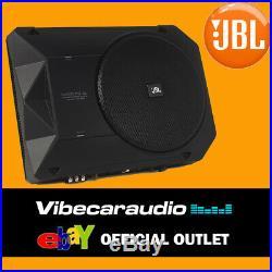 JBL Basspro SL 8 (200mm) Compact Amplified Car Audio Woofer Underseat Sub