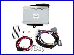 KICKER Multi Channel Amplifier & Powered Subwoofer 09-12 Dodge Ram Crew Quad Cab
