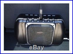 KICKER Multi Channel Amplifier & Subwoofer Kit For 15-18 Jeep Wrangler 2 Door