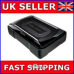 Kenwood KSC-SW11 Compact Active Amplified Under Seat Subwoofer Powered 150W