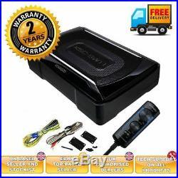Kenwood KSC-SW11 kenwood under seat subwoofer active subwoofer box 150 watts
