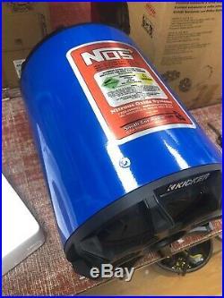 Kicker TB 8 NOS Subwoofer 600W Nitrous Oxide