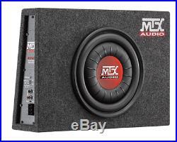 MTX 10 CAR Subwoofer BASS Machine Flat Enclosure Speaker 600W RTF10P MAKE OFFER