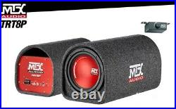 MTX RT8PT 360w 8 20cm Road Thunder Amplified Car Subwoofer Bass Tube