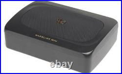 NEW Infinity BASSLINK MINI 6x8 Compact Under Seat Powered Subwoofer System