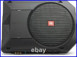 NEW JBL BASSPRO-SL2 8 Compact Powered Under-Seat Subwoofer Enclosure, 125W RMS
