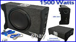 OE AUDIO OE-112FA 12 Inch 1500W Active Car Subwoofer Bass Box Fast Dispatch New